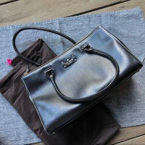 Black Kate Spade everyday handbag
